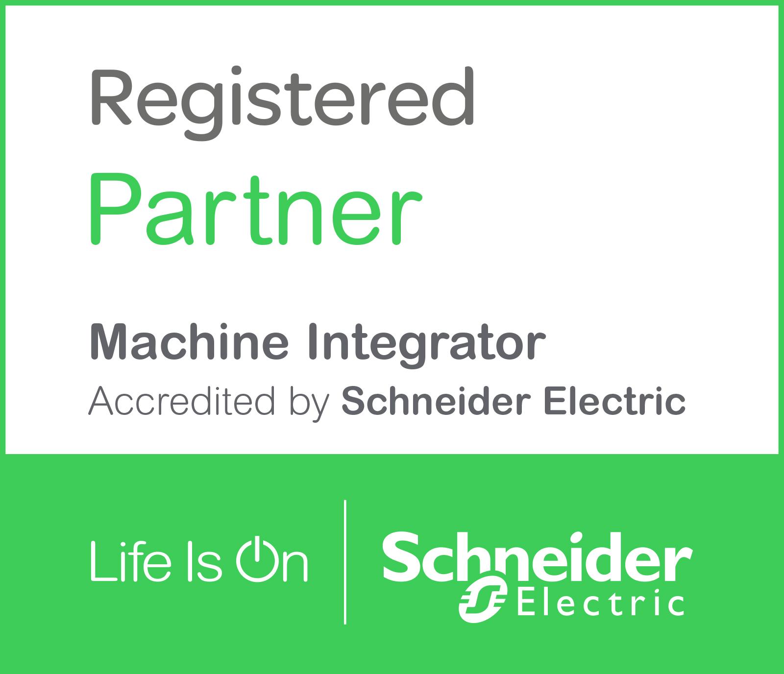 Schneider partner logo